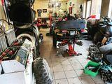 Reparație moto - rapid, calitate garantată ( гарантия )