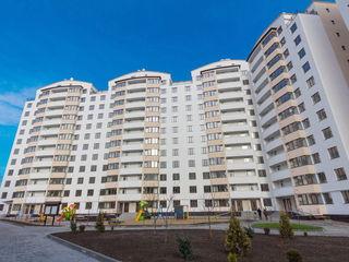 Apartament cu 3 odăi, Exfactor, Calea Iesilor, Dat în exploatare, 96 mp, etajul 2, Urgent!