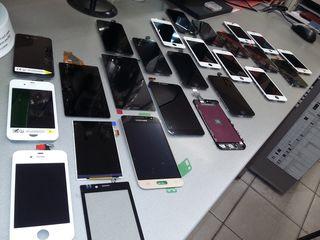 Самые выгодные  цены на дисплеи и батарейки любой телефон есть все!!!