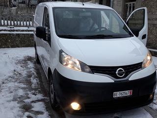 Nissan nv200  devamata