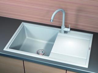 Chiuveta -de bucatarie- brand (Florentina). Model:(LIPSI-860). Direct de la importator. Garantie.