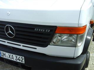 Mercedes Vario 816 Frigider