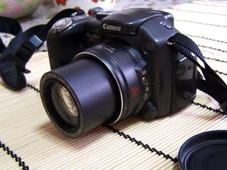 Canon PowerShot S3 IS made in Japan.Меню на русском языке.