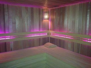 V.i.p sauna (sauna de elita cu jacuzi) ботаника!!!