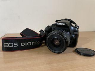 Vind aparat foto personal Canon EOS 1100D in stare buna