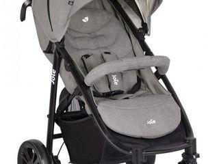 Carucior de plimbare Joie Litetrax 4 Gray Flannel, livrare gratuita !
