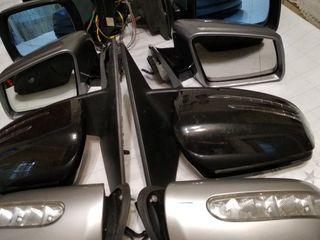 Lumea oglinzilor retrovizoare pentru inomarci