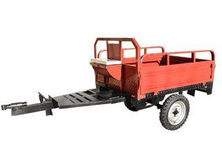 Прицеп 4 для мотоблока, красный, livrare+garantie, 6500lei