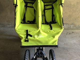 Прогулочная коляска для двойни / cărucior pentru 2