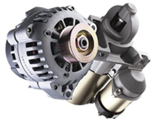 Autostop reparatie alternator