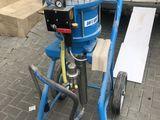 Wiwa profesional Gercules 270GX pompa pneumatica, пневмотический насос для покрасочных материалов