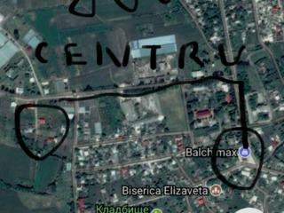 Vind loc pentru constructie sat.Elizaveta