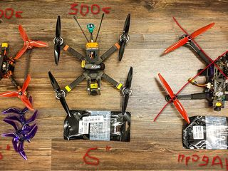 Продам FPV дроны (спортивный квад)