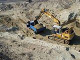 Песчанный карьер 14 гектаров.
