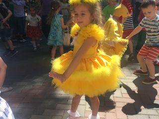 Платье желтое/ rochita galbena