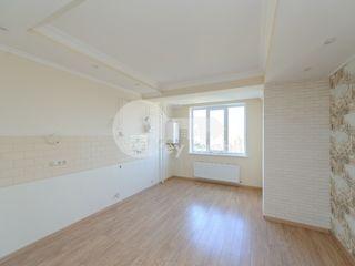 Apartament cu 1 cameră, bloc nou, 48 mp, Botanica, 41900 € !