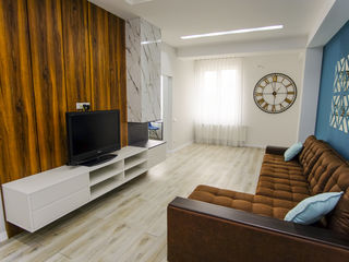 Sect. Centru! Apartament de lux, 2 camere, 1000 euro!