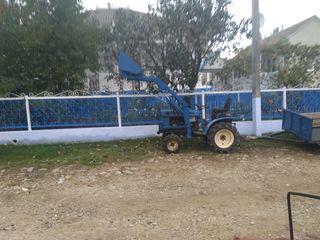 продам трактор ISEKI  с фронтальным погрузчиком