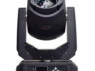 Beam Spot 2 in1 LED 200 Watt , scrieti