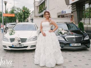 Mercedes-benz S-class 2013 alb/negru pentru nunta ta!!! 20€/1h