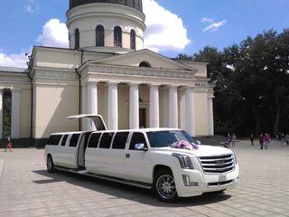 Лимузин Cadillac Escalade   12 метров ,