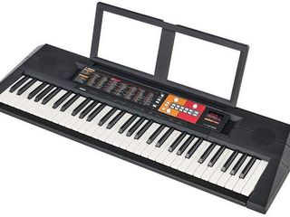 Yamaha PSR-F51 - Синтезатор 61 клавиша, полифония 32 голоса, 120 тембров, 114 стилей