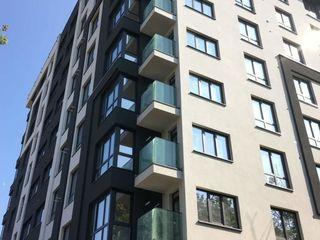 Vânzare, apartament cu 3 odăi, variantă albă, Buiucani, 104 m.p, 78 000€