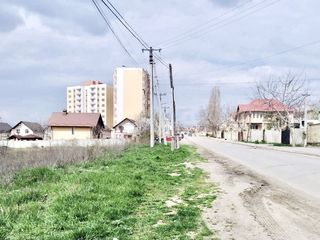 De la proprietar!!! Teren pentru constructie.Cea mai buna amplasare, prima linie str.Grigore Vieru.