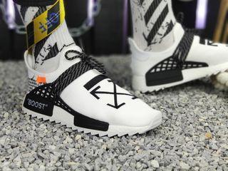 Adidas Nmd Human Race X Off-White