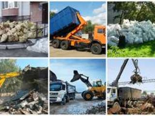 Грузоперевозки.вывоз строй мусора, подьем стройматериалов, eliminarea gunoiului