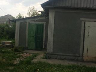 Продаётся с дом в Единицах 6800€ гараж кательцовый 6 метров на 12 метров.в гараже свет и телефон