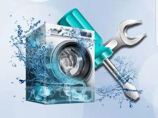 Reparatie masini de spalat rufe la domiciliu