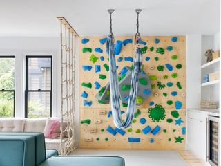 Домашний скалодром Smart Wood Basic (Indoor)