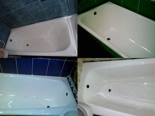 """Реставрация  ванн  """"Жидким Акрилом""""Restauram cazile de baie!!!"""