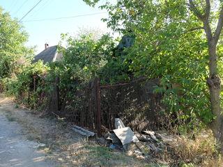 Дачный участок, с маленьким домом, село Бык.