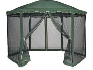 Pavilion hexagonal, inaltime 2.5m. Павилион, палатка. Nou. Livrare
