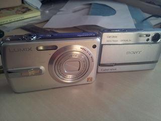 fotoaparat făra acumulator