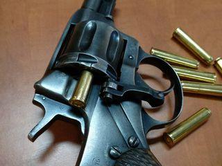 """7,62 мм. боевой револьвер системы """"НАГАН"""""""