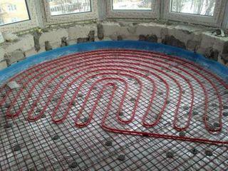 Автономка Теплый пол  замена и разводка стояков установка котлов радиаторов