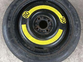 Запасное колесо фольксваген