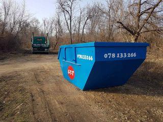 Container pentru gunoi мусор, отходы бункер строймусор, Контейнеры