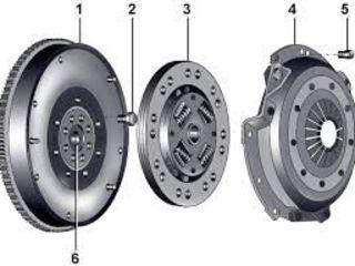 Корзины диски демпферные маховики подшипники тросы сцепления комплекты luk  sachs  valeo вилки