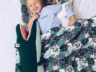 Seturi așternut, pleduri, pături și pernuțe pentru pătucuri copii - LaMillou, Polonia