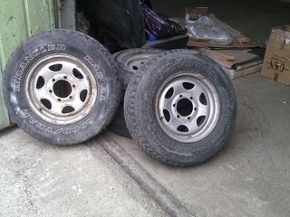 4 колеса R15