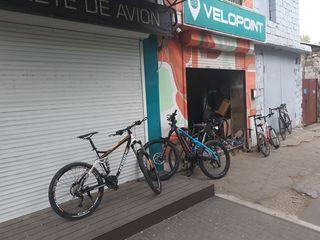 Велосервис (ремонт велосипедов) Service biciclete (reparația bicicletelor) în centrul Chișinăului
