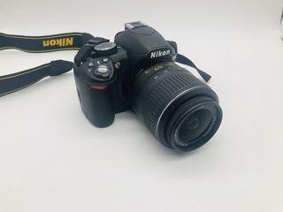 Nikon D3100 cumparat din SUA