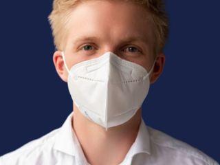 Masti - respiratoare cu nanofibra si protectie 99%