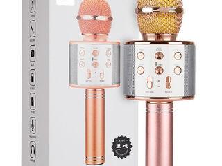 Успей купить -караоке микрофон от 299 лей!  Тебя ждут яркие эмоции!