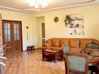 Apartament ultra centru Chisinau, 3 camere cu dizain individual