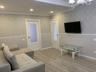 Chirie apartment cu o odaie + living in Centru str Melestiu 22
